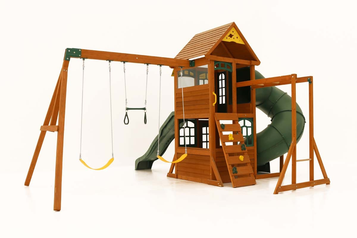Peak climbing frame is exception value for money