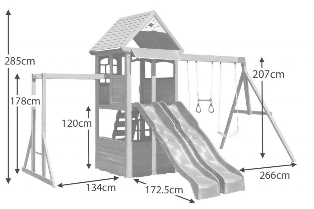 Wren 3d Layout Diagram