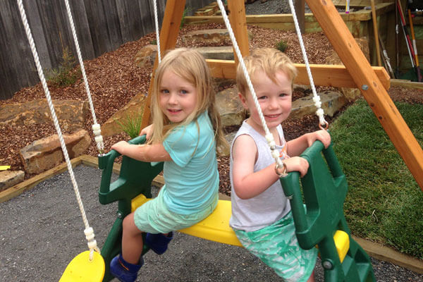 Kids Swings: Why Kids Love Garden Swings